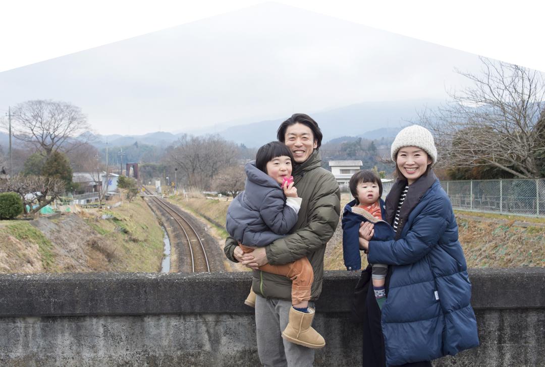 町田さん家族